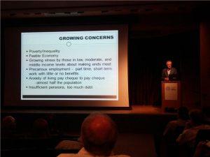Presentation on Basic Income