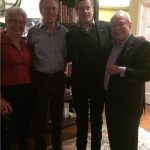 With former mayors Barbara Hall & David Crombie, as well as current mayor John Toy