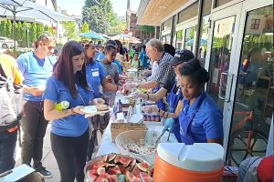 TORONTO KIWANIS BOYS AND GIRLS CLUB BBQ